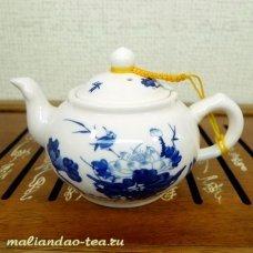 Чайник керамический Удача