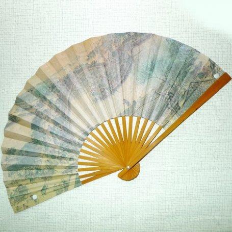 Китайский веер №2