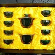 "Редкий набор для чайной церемонии ""Хамелеон"""