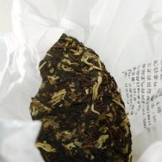 Шен пуэр Юэ Гуан Бай (Белый пуэр)