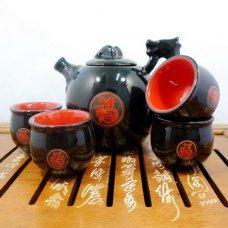 Набор для чайной церемонии с термопиалами Легенда
