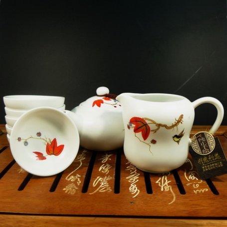 Набор для чайной церемонии из фарфора Толь
