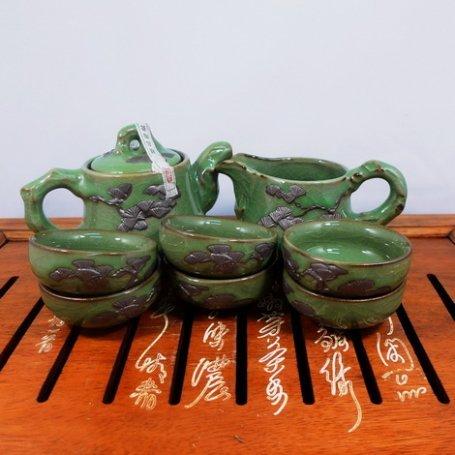 Набор для чайной церемонии Танец веера