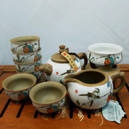 Набор для чайной церемонии Персики