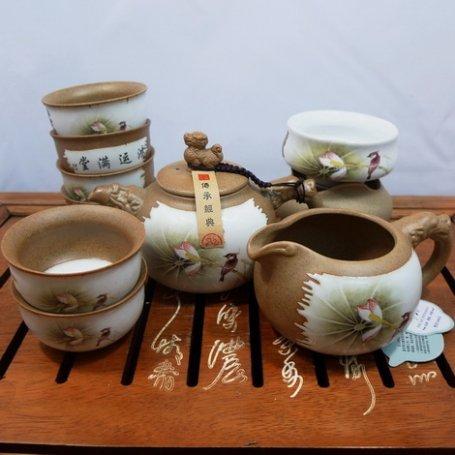Набор для чайной церемонии Птица удачи