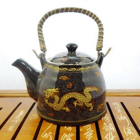 Чайник Золотой дракон