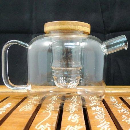 Чайник стеклянный заварочный Каста