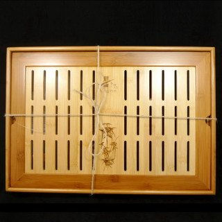 Чабань | Поднос для чайной церемонии L (Бамбук)