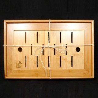 Чабань | Поднос для чайной церемонии M (Бамбук)