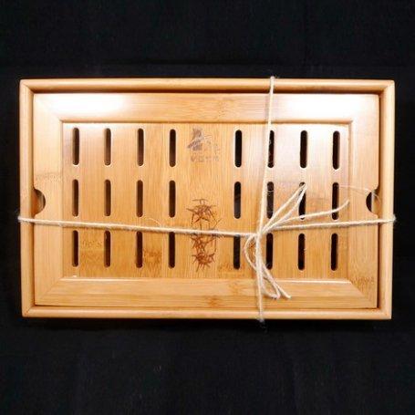 Чабань | Поднос для чайной церемонии S (Бамбук)