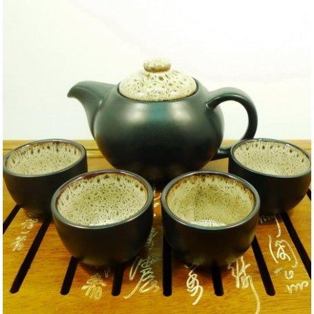 Набор для чайной церемонии Ночная пустыня