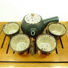 Набор для чайной церемонии Ночная пустыня 2