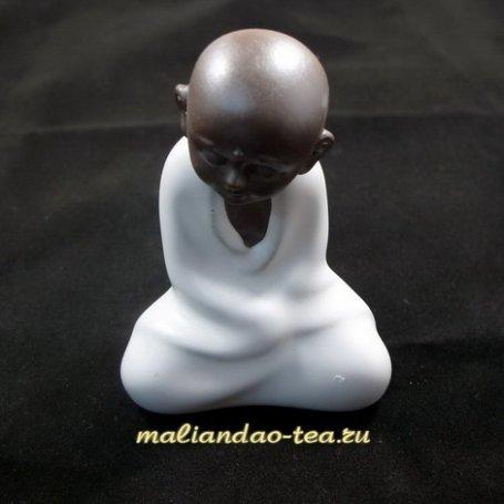 Чайная игрушка Мудрец (глина/глазурь)