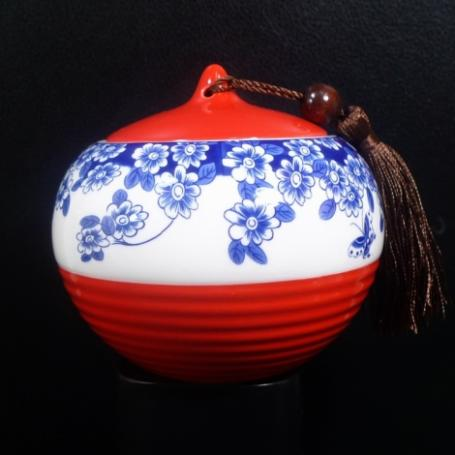 Чайница малая для хранения чая