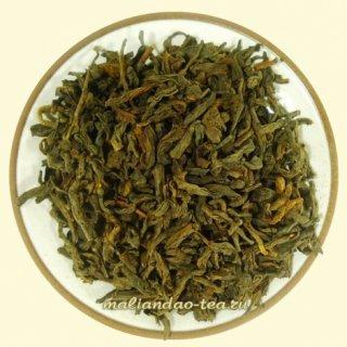 Черный чай Лю Бао рец. 2301 из Гуанси