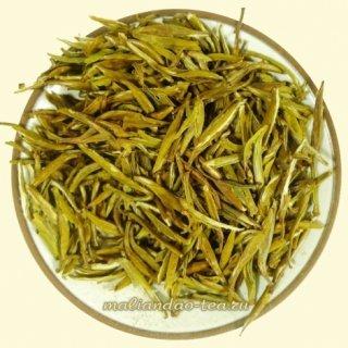 Персиковый желтый чай
