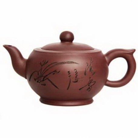 Глиняный чайник Ксанта 4