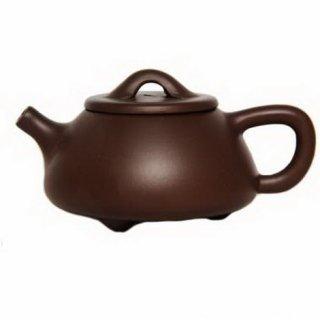 Чайник глиняный Деревня Лу 2