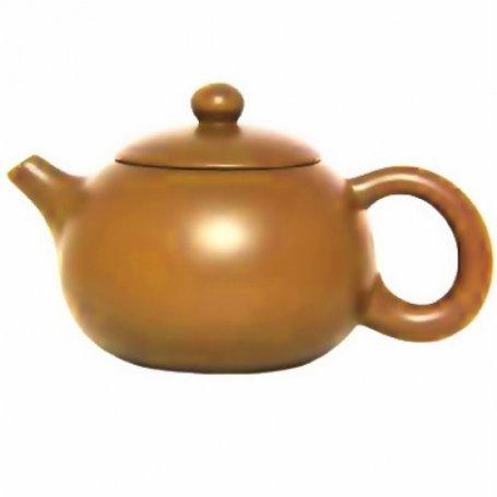 Глиняный чайник Наста 4.2