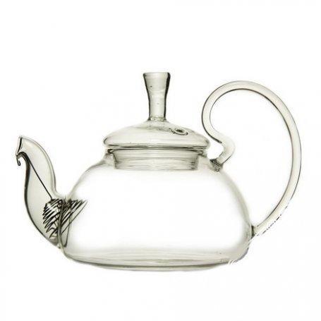 Чайник стеклянный заварочный Нарцит мини