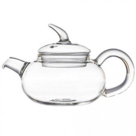Чайник стеклянный Клевер