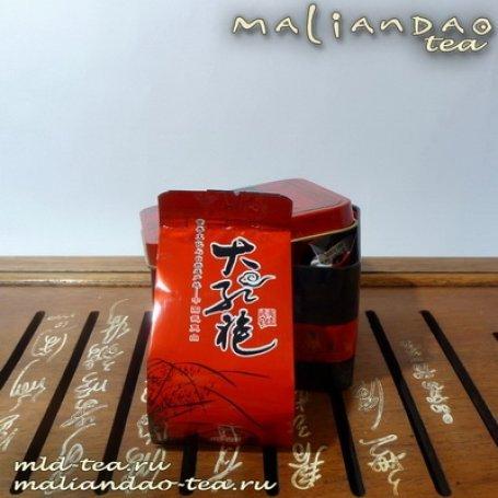 Да Хун Пао императорский в подарочной упаковке