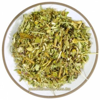 Травяной чай для сауны (Крым)