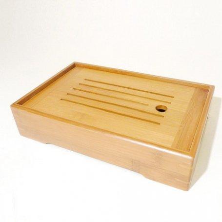 Чабань | Поднос для чайной церемонии (бамбук, 25)