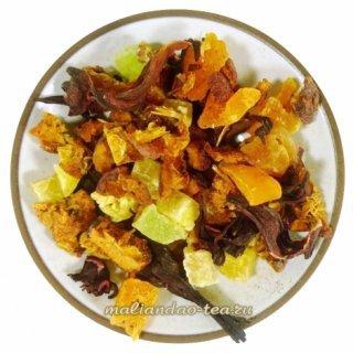 Фруктовый чай Таинственный киви (микс)