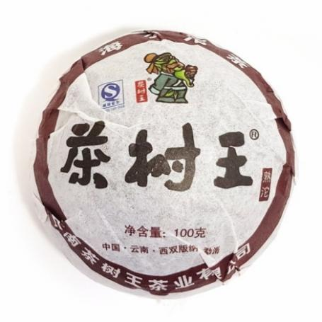 Шу пуэр то ча фаб. Ча Шу Ван Король чайного дерева