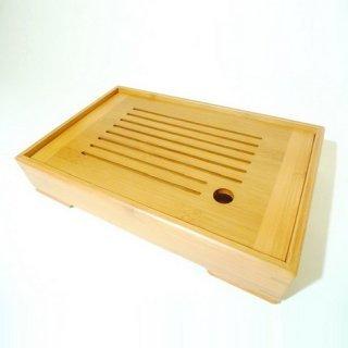 Чабань | Поднос для чайной церемонии (бамбук, 30)