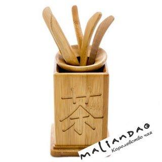 Инструменты для чайной церемонии 3
