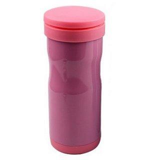 Кружка-термос Люйку (розовый)