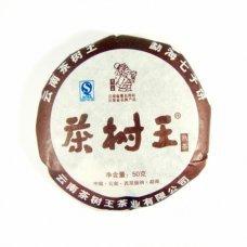 Шу пуэр фаб. Ча Шу Ван - Король чайного дерева