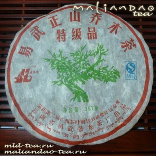 "Шен Пуэр ""Чайное дерево"" (март 2008)"